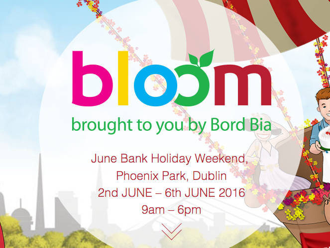 Bloom in the Park, Phoenix Park Dublin summer festival